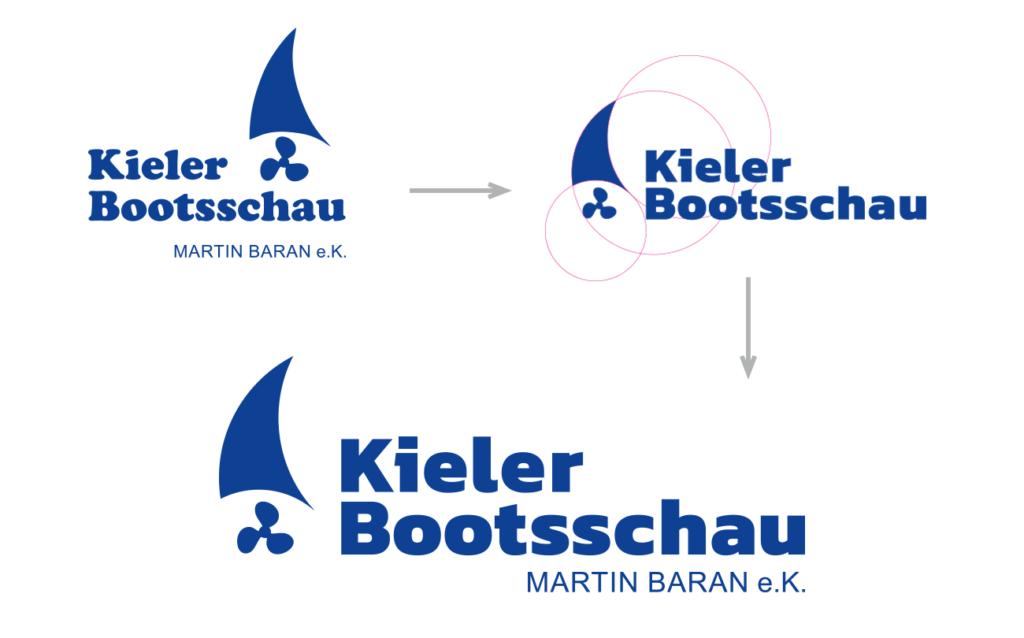 Logorelaunch Kieler Bootsschau