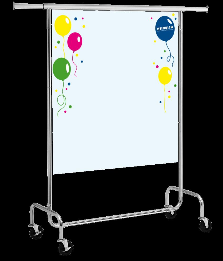 Kleiderständer Spuckschutz Gestaltung Lösung Einzelhandel Coronaschutz