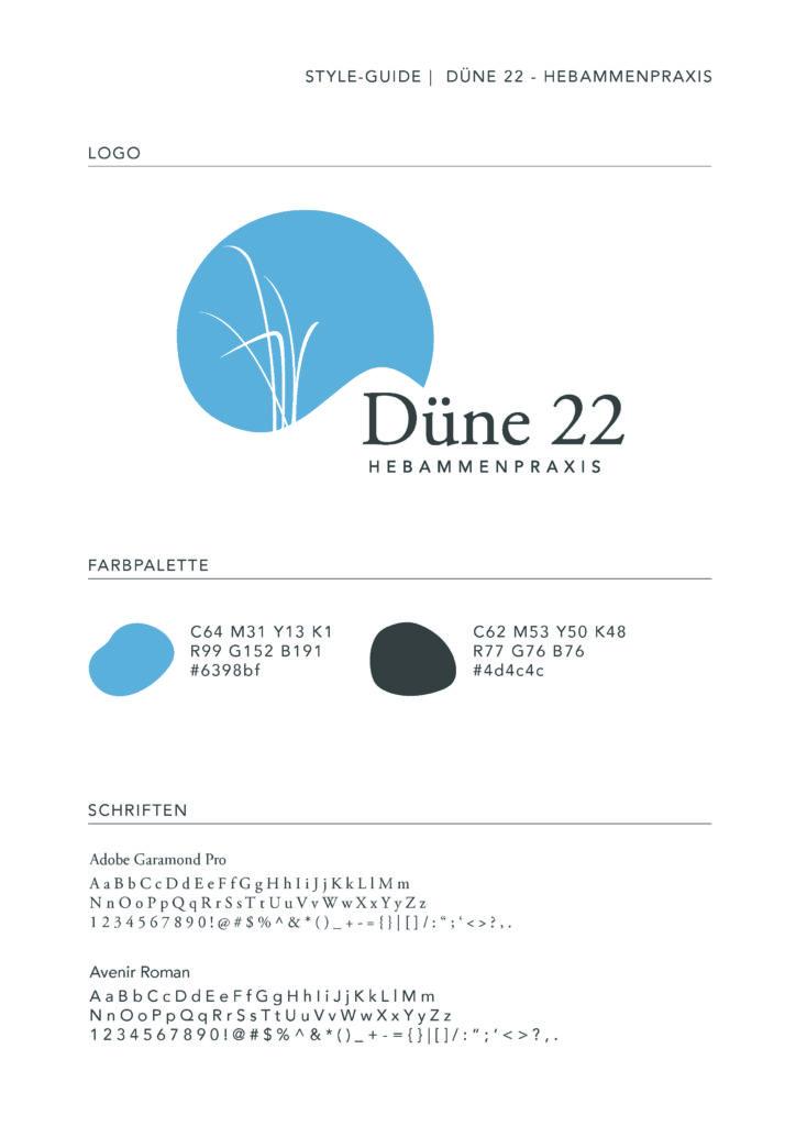 Logodesign Style-Guide Logo