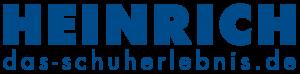 HEINRICH Schuhgeschäft Mode Schuhe Logo Kiel