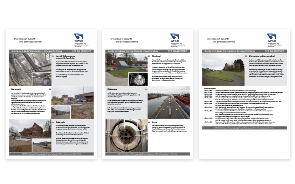 Newsletter E-Mail WSV A4 Printversion